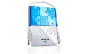 "ADATA HV610 1TB Ext. USB 3.0 2.5"" HDD White"