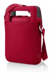 """Belkin 10.2"""" Netbook Carry Case červené púzdro pre notebooky"""