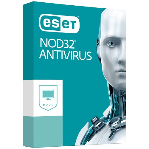 ESET NOD32 Antivirus 1 rok 1PC