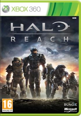 XBOX 360 - Halo Reach