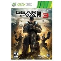 MS XBOX 360 Gears of War 3