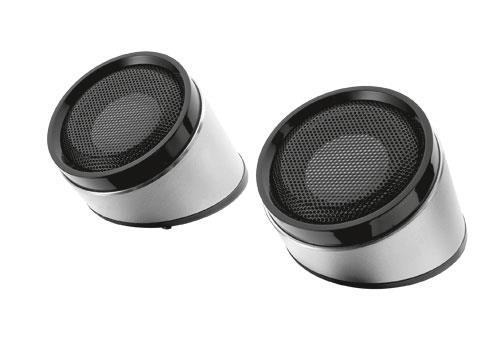 Reproduktory TRUST 2.0 Luma Portable Speaker Set USB, prenosné