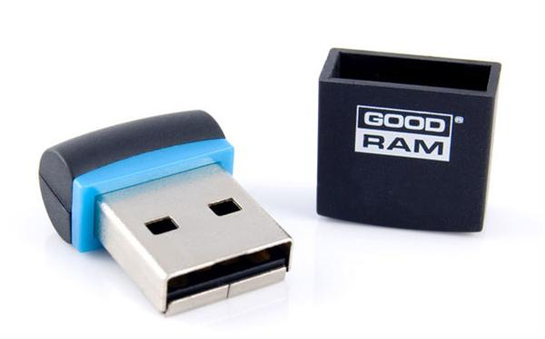 8 GB . USB k??? . GOODDRIVE PICCOLO Retail 10 ?ierny