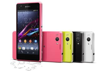 Sony Xperia Z1 Compact (D5503) Pink