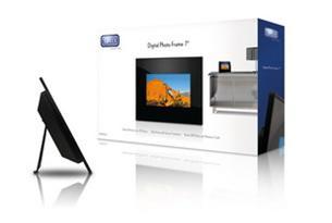 SWEEX Digitální foto rámeček 7'' SD/MMC/MS USB