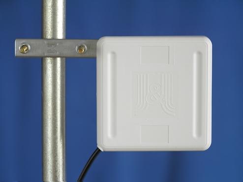 I,P - panelova antena