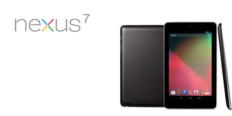 "Tablet Google Nexus 7 7"" GN7 16GB"