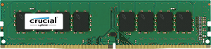 8GB DDR4-2400 MHz Crucial CL17 DRx8 CT8G4DFD824A