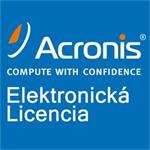 Acronis Backup & Recovery 11 Deduplication for Advanced Server incl. AAS ESD DPSMLSENS21