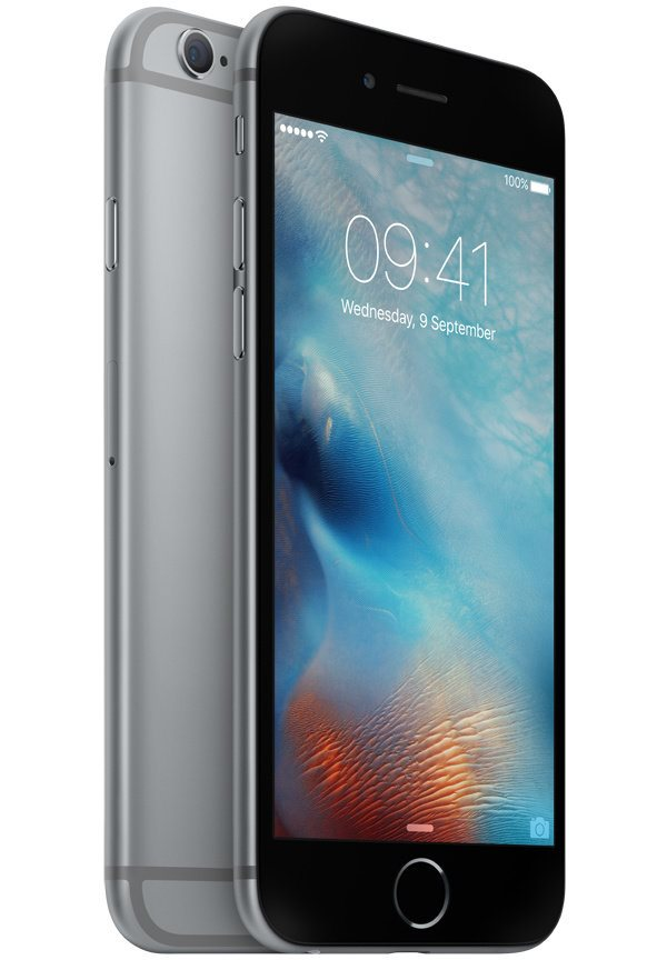 Apple iPhone 6S Plus 128GB Space Gray MKUD2CN/A