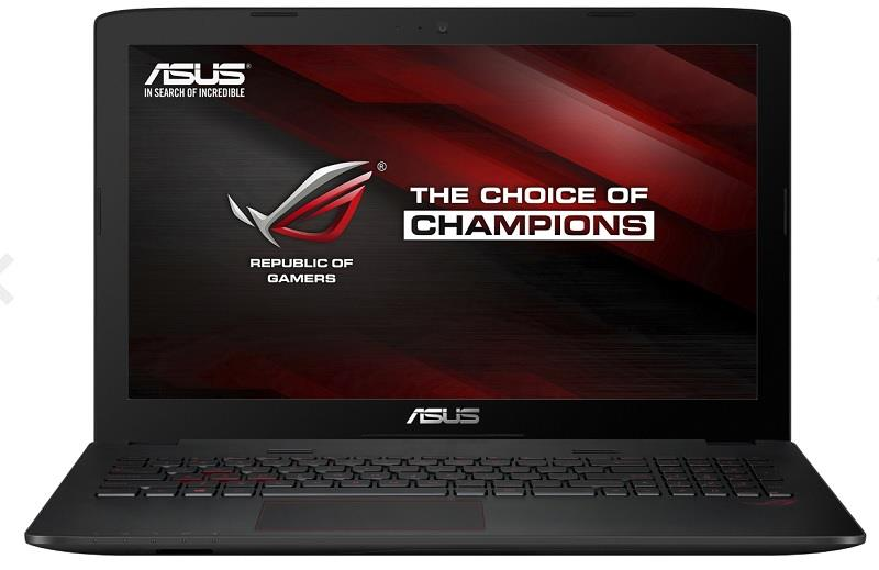 ASUS NB GL552VX i7-6700HQ/8GB/1TB/15.6 FHD AG/DVD/GTX950M 4G/W10 + Gaming Mouse