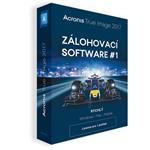 BOX Acronis True Image 2017 for 1 PC CZ, EN, DE, RU, FR, ES TIHZB2CZS