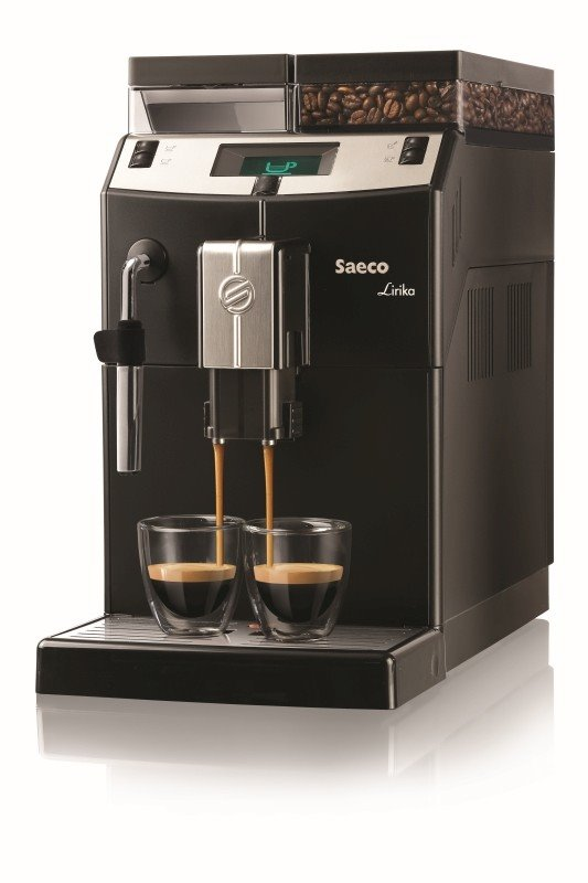 Coffee machine Saeco RI9840/01 Lirika Black