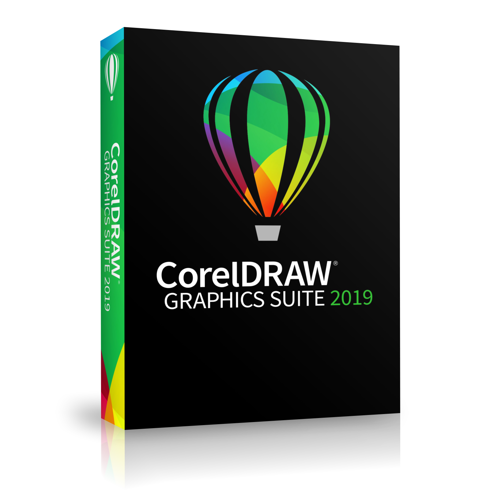 CorelDRAW Graphics Suite 2019 Education Lic (5-50) LCCDGS2019MLA2