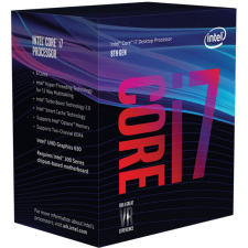 CPU INTEL Core i7-8700 TRAY (3.2GHz, 12M, LGA1151) CM8068403358316