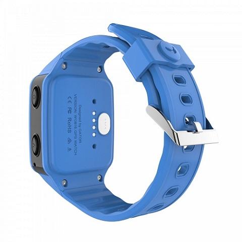 Detské hodinky s GPS GATOR 3 - modré  f5a7418903c