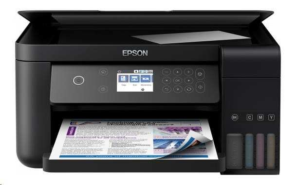 049bc0298 Epson L6160, A4, color All-in- One, USB, LAN, WiFi, iPrint, duplex ...