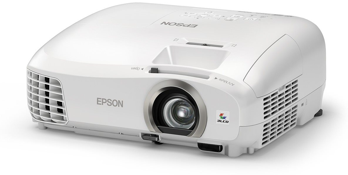 Epson projektor EH-TW5300, 3LCD, 2200ANSI, 35000:1, Full HD, 3D, HDMI (MHL)