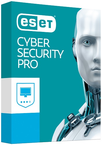 ESET Cyber Security Pro 1 rok 4PC