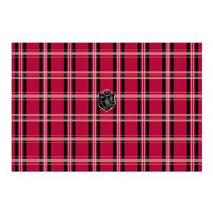 G-Cube - Mad For Plaid Red nálepka na notebook GSP-19R