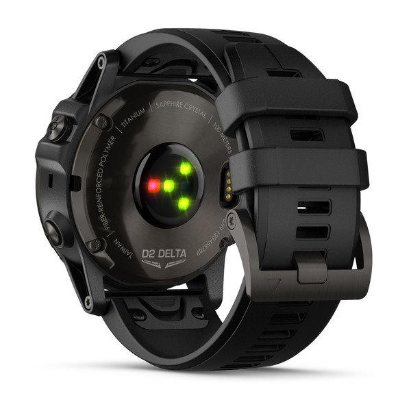 f027aa4fa ... GARMIN GPS chytré hodinky pro piloty D2 Delta PX 010-01989-31 ...