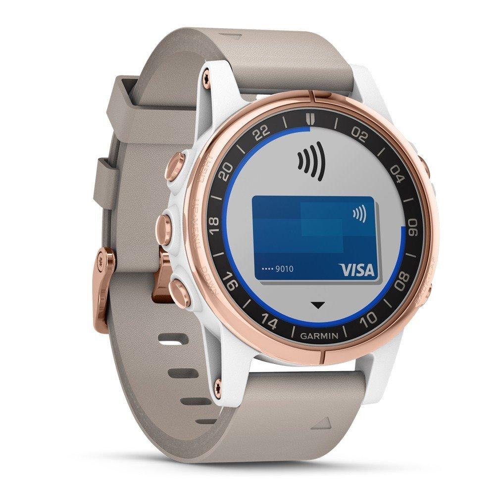 f53c9ce14 ... GARMIN GPS chytré hodinky pro piloty D2 Delta S 010-01987-31 ...