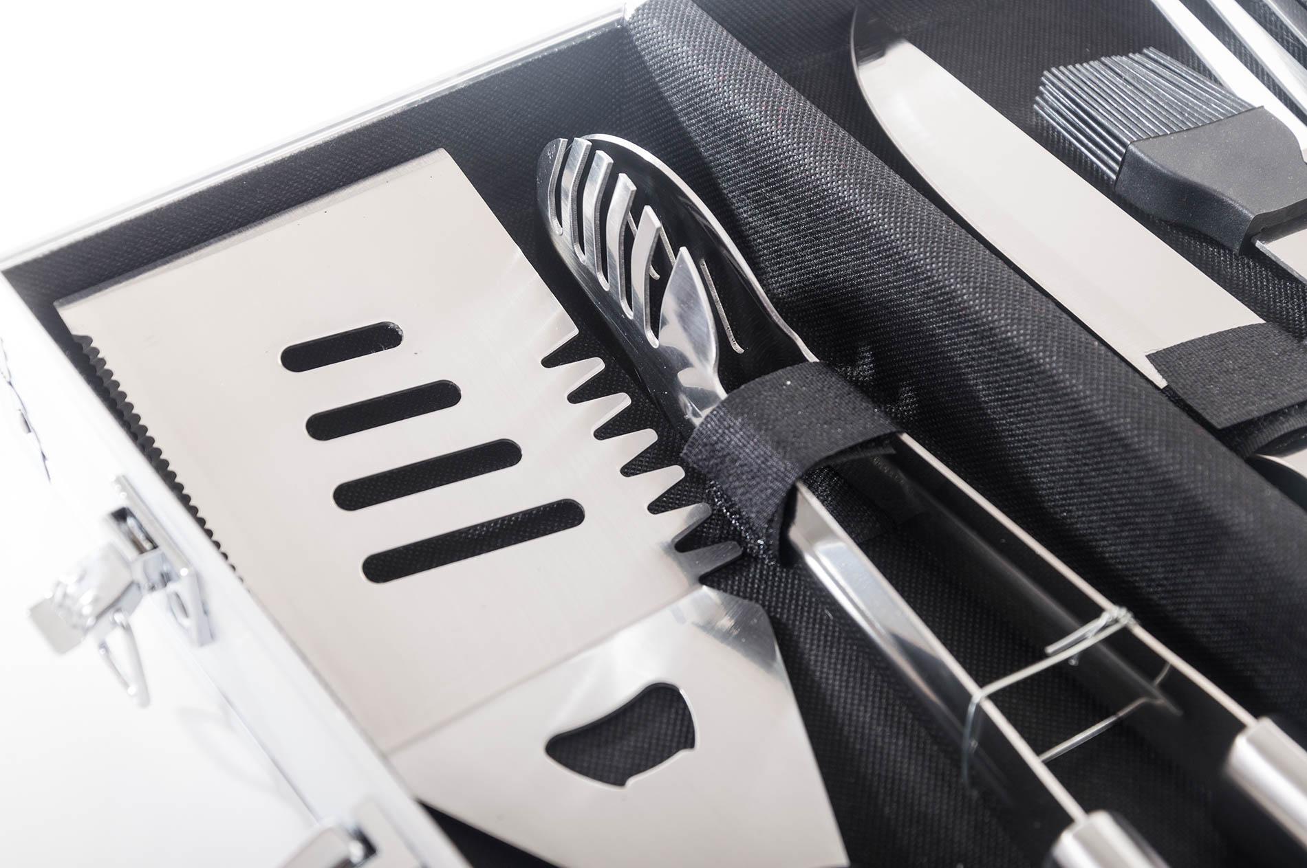 edaf083840661 Grilovacie náradie G21 sada 5 ks, hliníkový kufr | - ITSK - HENRY ...