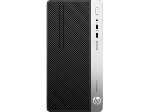 HP ProDesk 400 G4 MT, i5-7500, Intel HD, 8 GB, HDD 1 TB, DVDRW, W10Pro, 1y