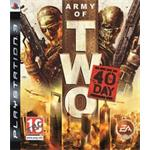 Hra k PS3 Army of Two: The 40th Day EAP30102