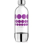 Fľaša 1l PURPLE METAL SODASTREAM