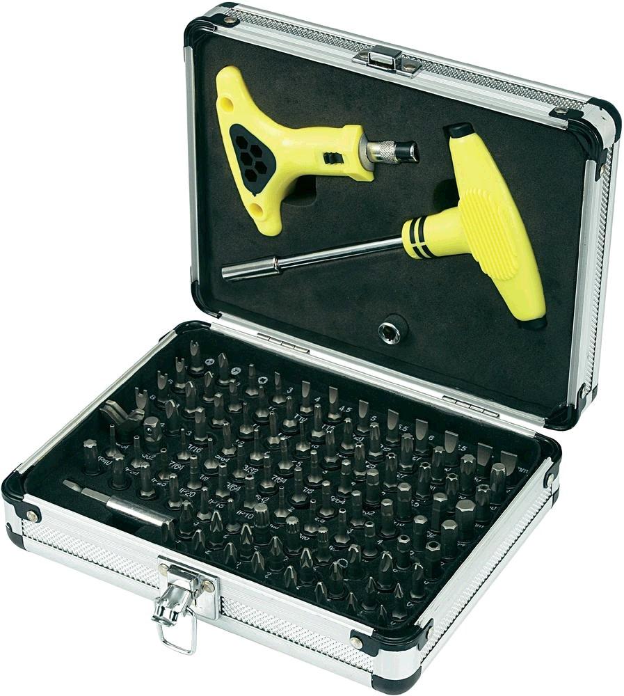 e98d045014439 Sada náradia Basetech bezpečnostní a speciální bity, 105 ks 829744 ...