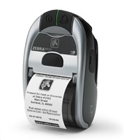 """Tlačiareň Zebra iMZ220, mobilní, 203dpi, DT, 2"""", CPCL/ZPL, Bluetooth 2.1, USB M2I-0UB0E020-00"""