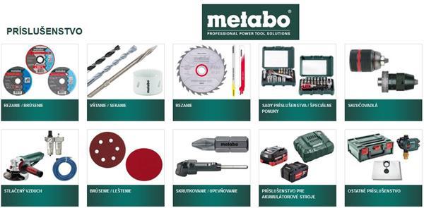 Metabo Spojovací kus tisíchran / SDS-Plus 630276000