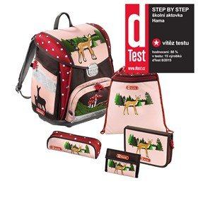 4968a01160 školská taška pre prvákov - 5-dielny set