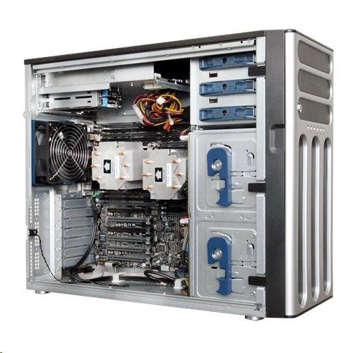 ASUS Server barebone TS700-E8-RS8 V2 2x Xeon E5-26xx v4 8x hotswap HDD 2x 1G LAN Tower