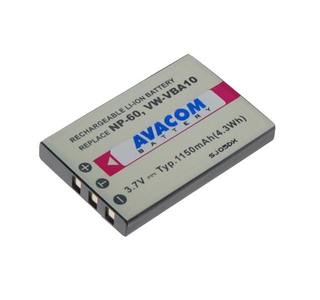 ae2925780 Avacom batéria pre Fujifilm Li-Ion, 3.7V, 1150mAh, 4.3Wh   - ITSK ...