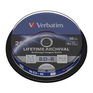 456a55c477e3 VERBATIM Blu-ray BD-R 25GB 4x potlač. 10ks balenie