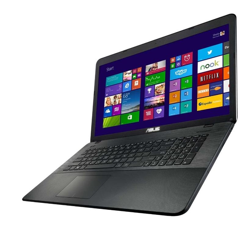 4fbf4158de Notebook Asus R752SV 17