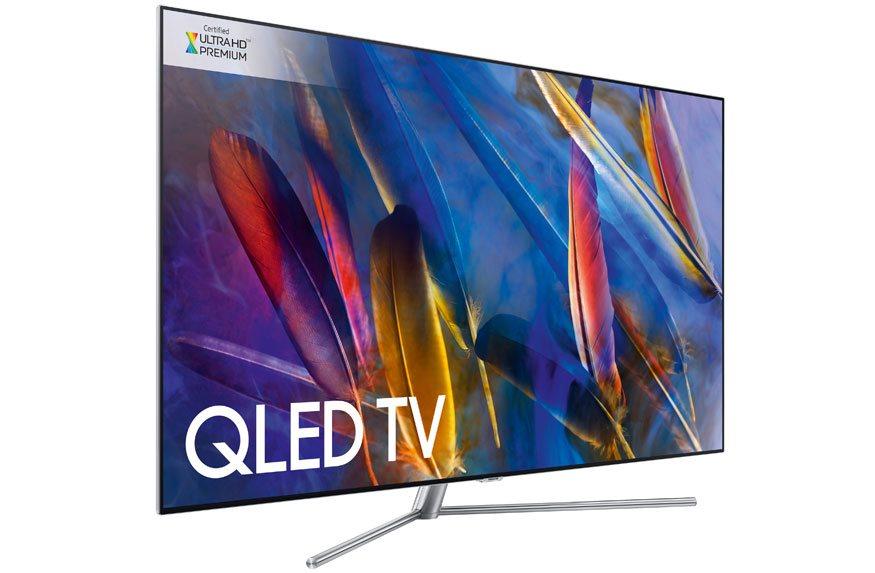 d6f41d37b QE55Q7F QLED ULTRA HD LCD TV SAMSUNG | - ITSK - HENRY - Internetový ...