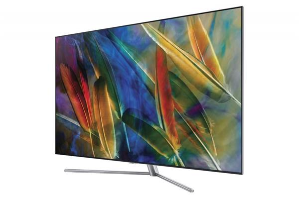 "Samsung QE75Q7F SMART QLED TV 75"" (189cm), UHD QE75Q7FAMTXXH"