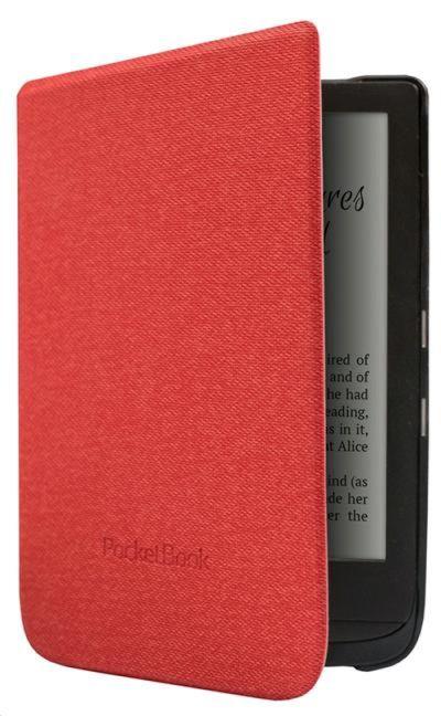 Pocketbook pouzdro pro 616 a 627, červené WPUC-627-S-RD