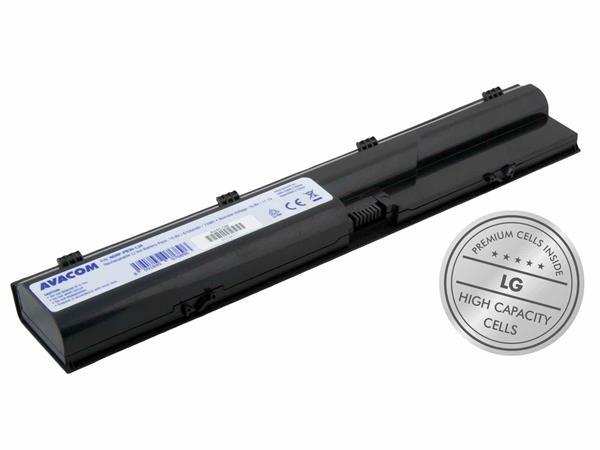Náhradní baterie AVACOM HP ProBook 4330s, 4430s, 4530s series Li-Ion 10,8V 6700mAh 72Wh NOHP-PB30-L34
