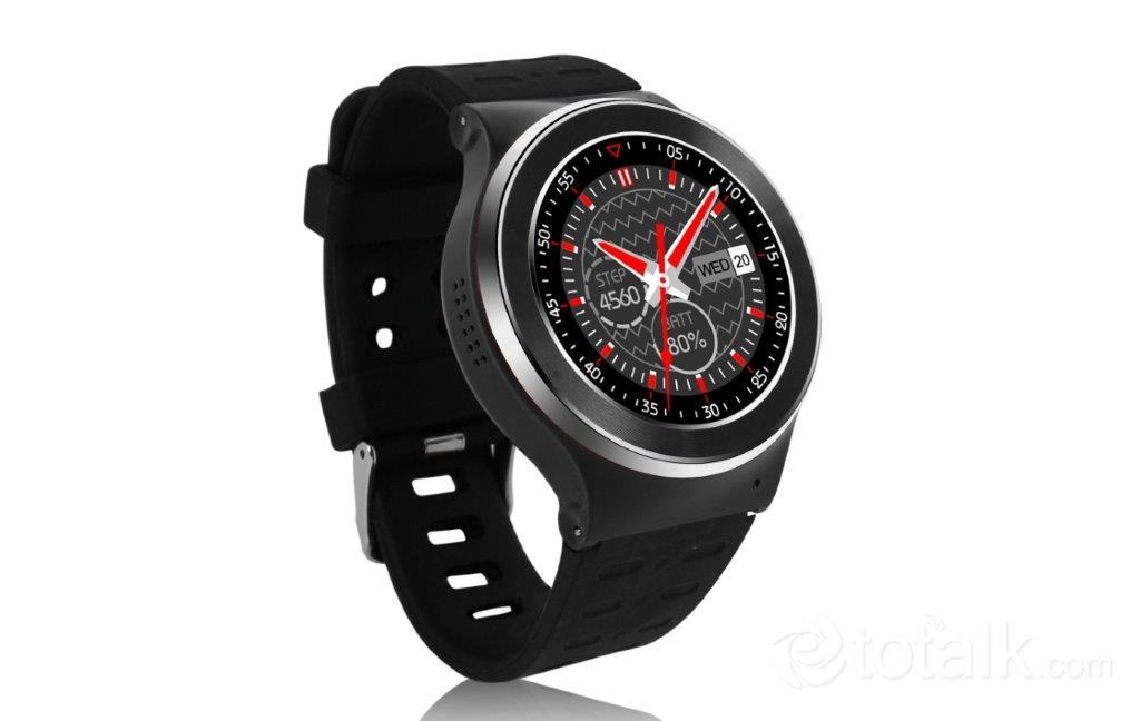 IMMAX chytré hodinky SW3 1.33