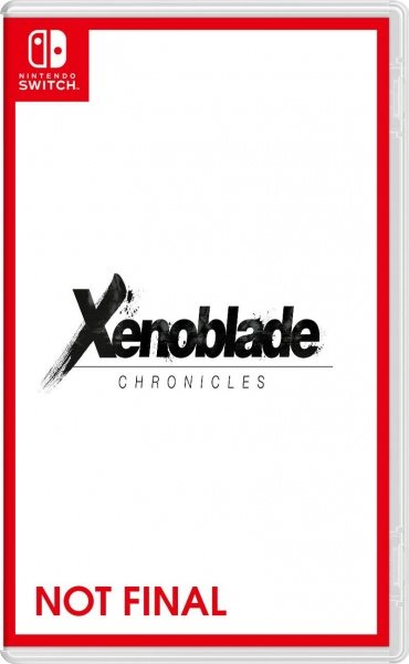 Nintendo SWITCH Xenoblade Chronicles 2 NSS822