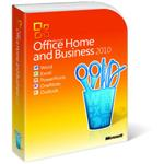 Office Home and Business 2010 32bit/x64 Slovak DVD T5D-00180