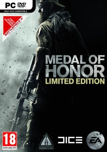 PC hra - Medal of Honor: Limited Edition EAPC0303