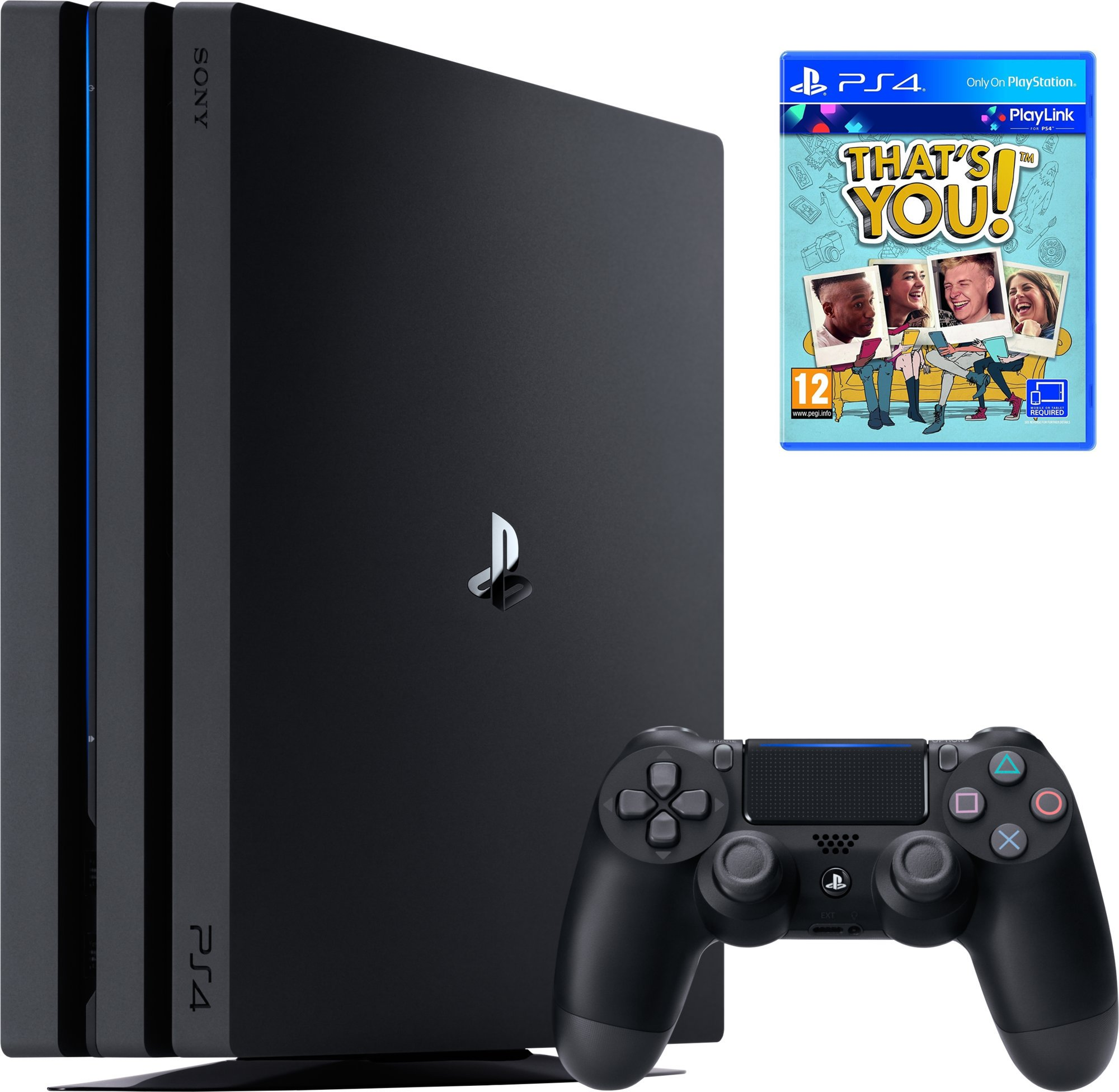 PS4 Pro - Playstation 4 Pro 1TB + That´s you!