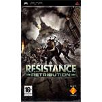 PSP hra - Resistance: Retribution PS719218319