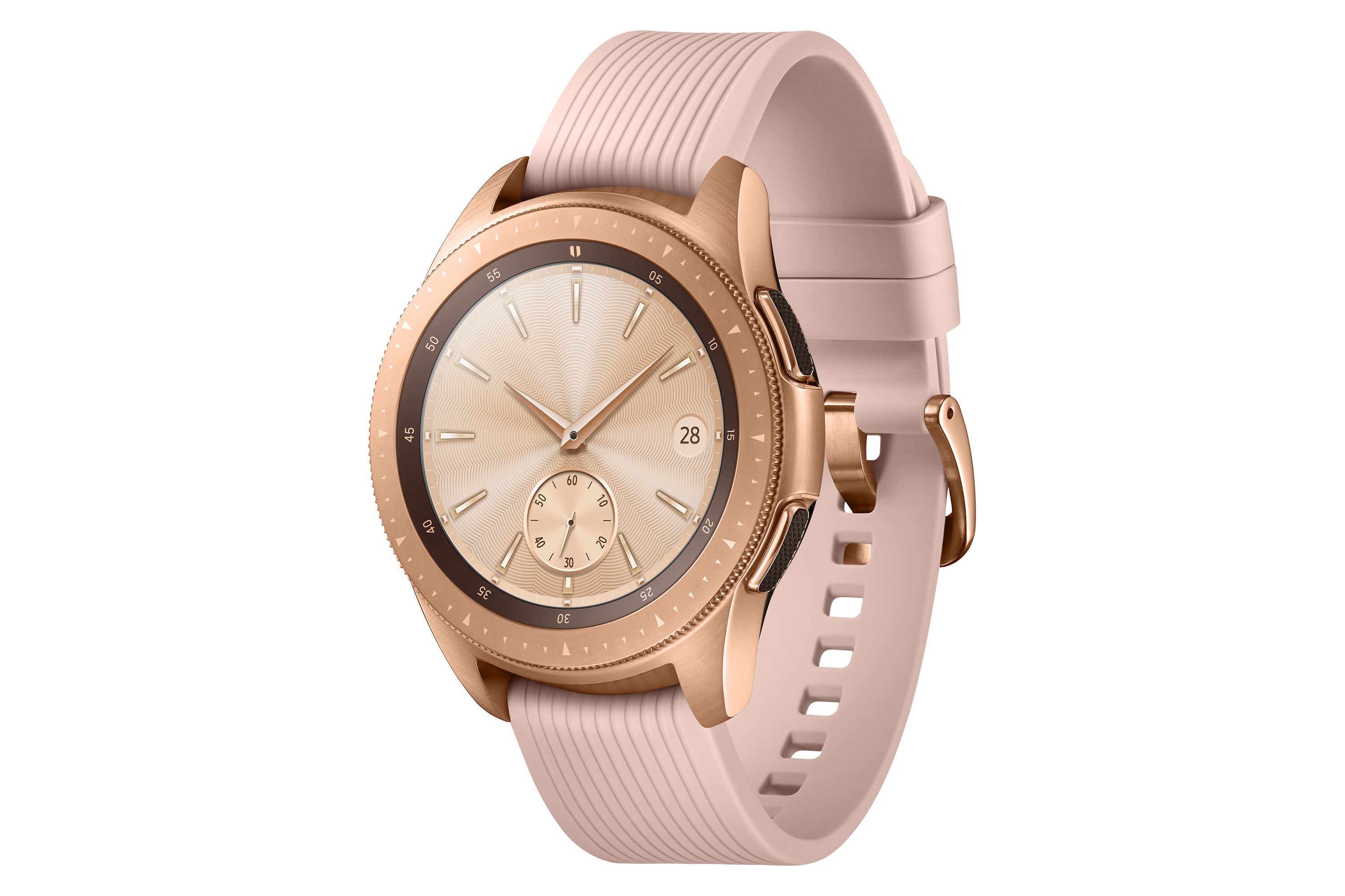 SAMSUNG Galaxy Watch R810 (42 mm) Rose Gold SM-R810NZDAXEZ