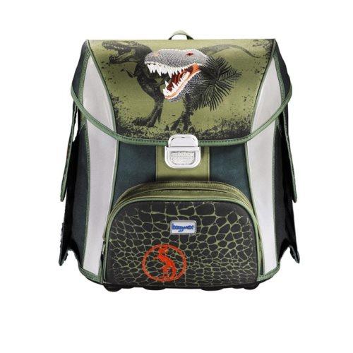 ec9f9f1319 ... školská taška Baggymax SIMY Dino 129294 ...